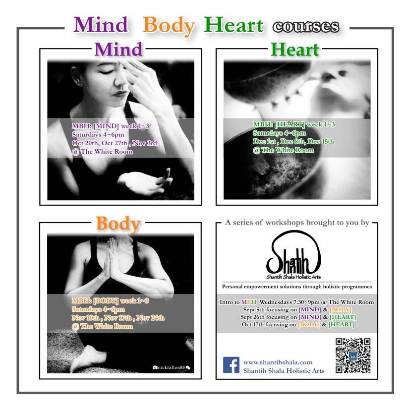 MBH course flyer