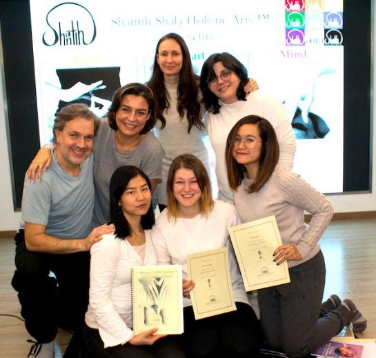 Reiki graduates-5
