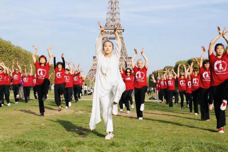 Kewen @ Eiffel 2