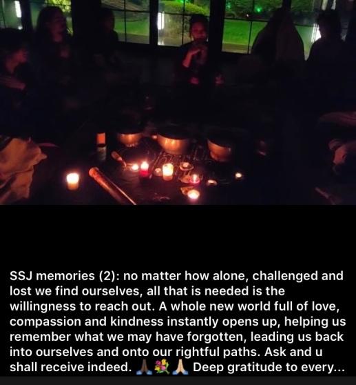 SSJ memories-Death