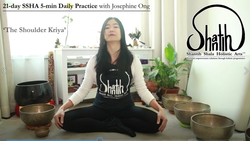 SSHA 21-day challenge-shoulder kriya2